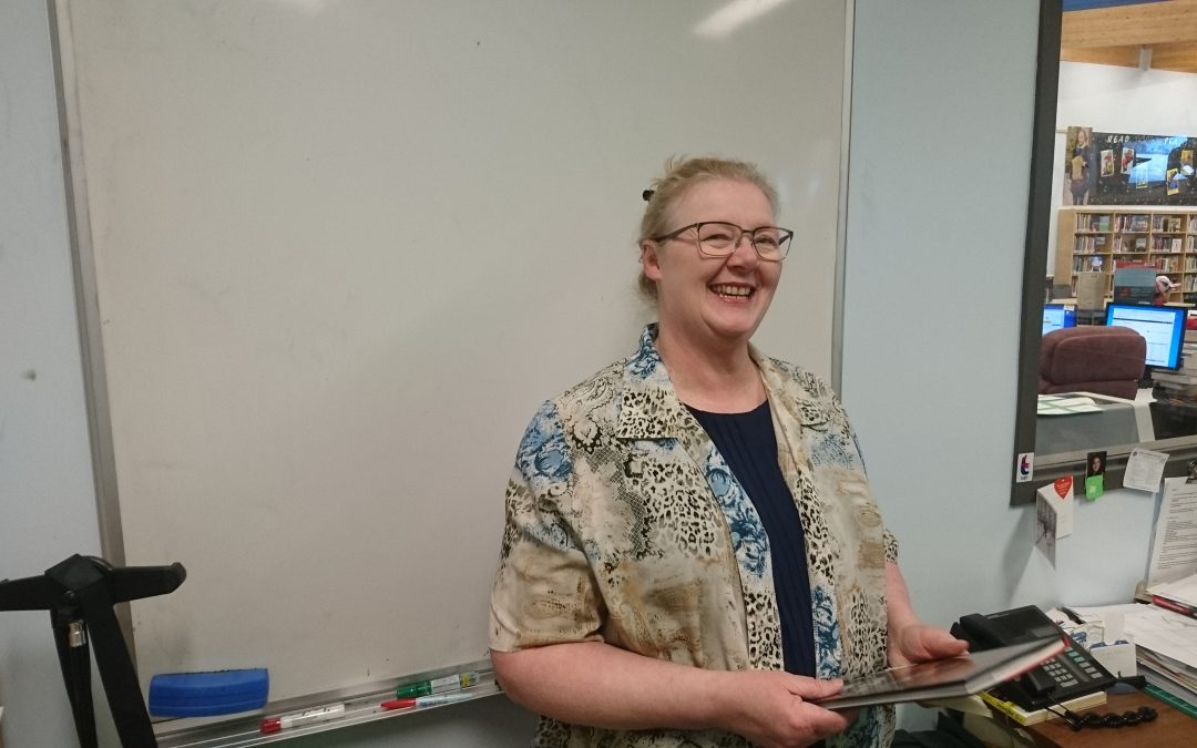 Churchill Teacher Announces Retirement