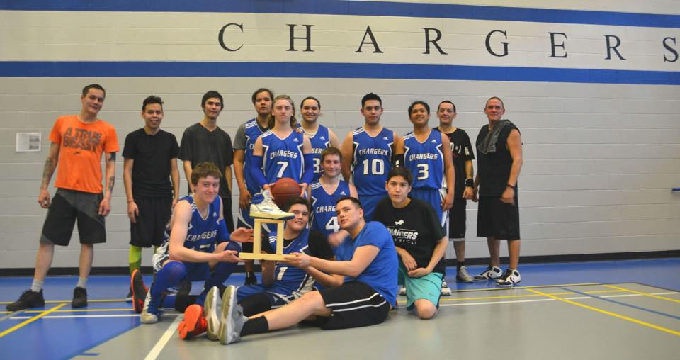 Churchill Hosts Alumni Basketball Tournament