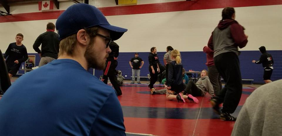 CCHS Takes on Wrestling Regionals