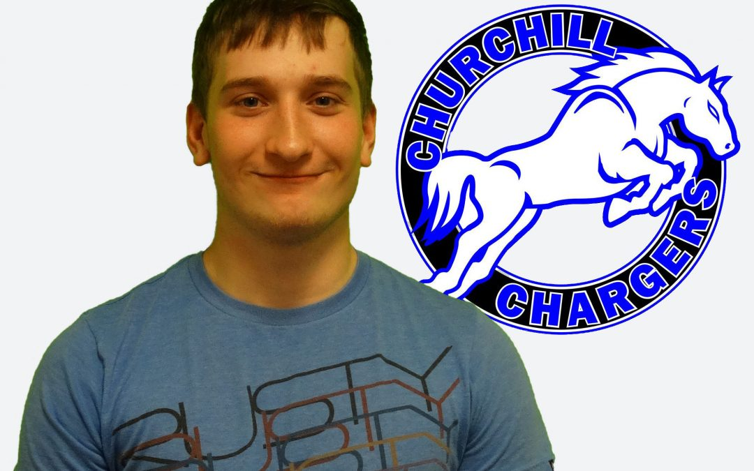 Charger Profile: Eric Choquette